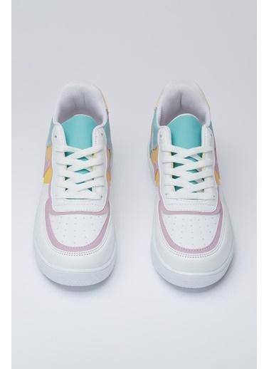 Muggo Sneakers Beyaz